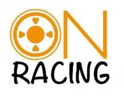 on racing
