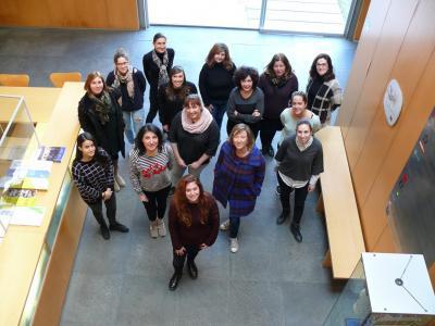 Cada vez más mujeres en las empresas innovadoras de CEEI Castellón