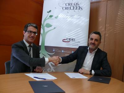 Acuerdo CEEI Castellón - Lanzadera