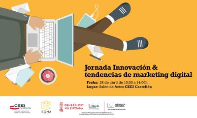 Jornada: Innovación & tendencias de marketing digital