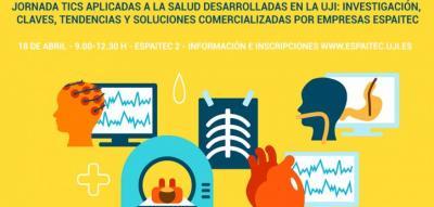 Jornada TICS aplicadas a la salud desarrolladas en la UJI