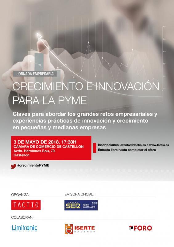 Crecimiento e Innovación para la PYME