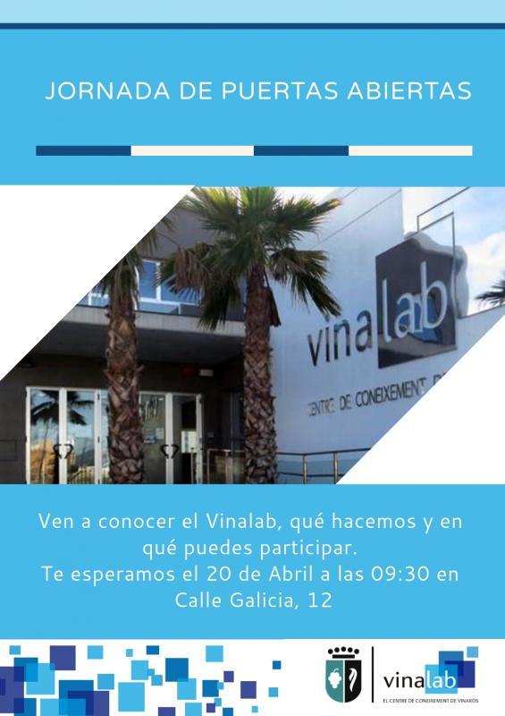 Jornada de puertas abiertas en Vinalab