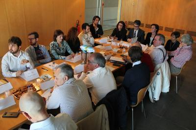Consejo Estratégico de SOMA Tech Hub (17.04.2018)