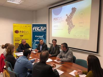 Reunión en Segorbe sobre el próximo Focus territorial