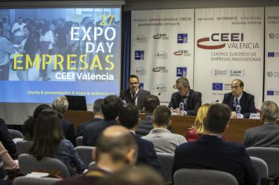 Acto Oficial Presentación Empresas Expo Day 2