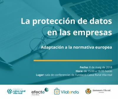 La protección de datos en las empresas