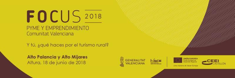 Recordatorio:#FocusPyme Alto Palancia - Alto Mijares, Altura, 18 de junio de 2018