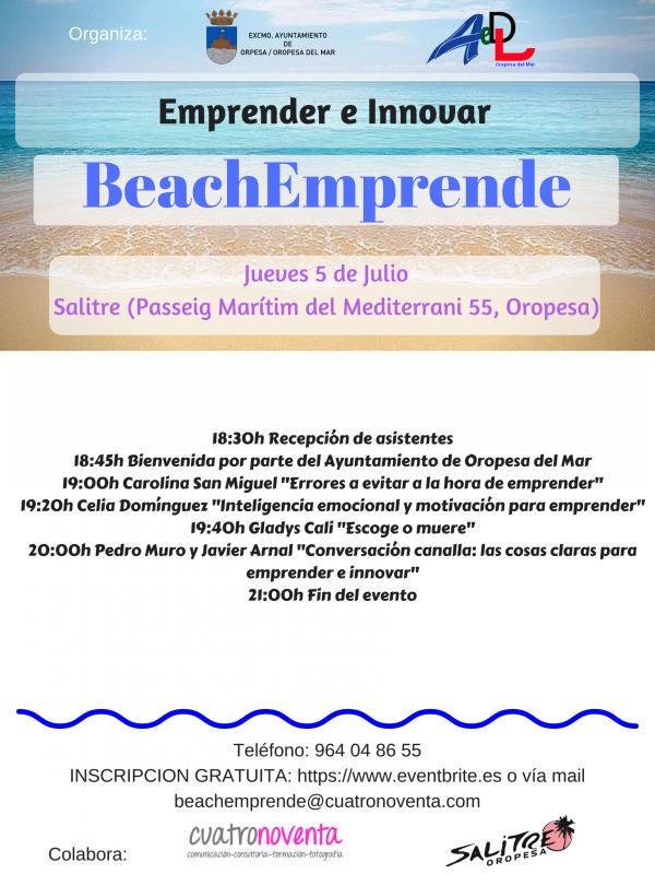 Beachemprender