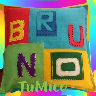 Cojín Bruno