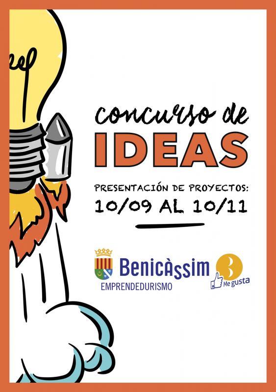 Concurso de Ideas BENICÀSSIM EMPRENDE 2018
