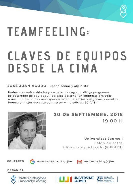 Teamfeeling: Claves de equipos desde la cima