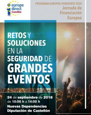 Financiación Europea: Retos y soluciones para la seguridad de grandes eventos