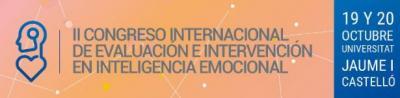 II Congreso Internacional de evaluación e intervención en inteligencia emocional