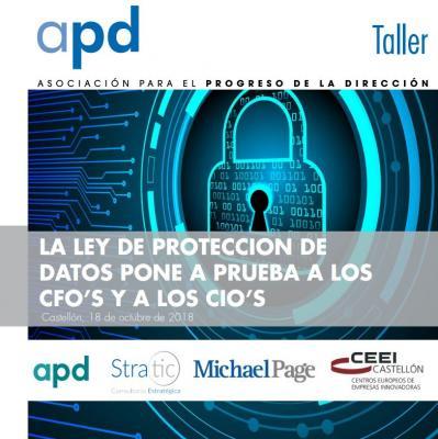 La ley de protección de datos pone a prueba a los CFO's y a los CIOS's