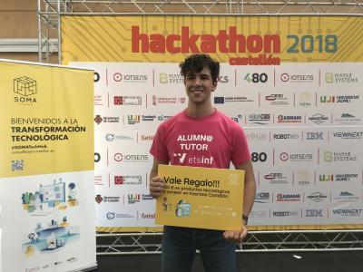SOMA Tech Hub conector del talento de Castellón presente en Hackathon