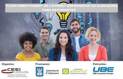 III Certamen Foment de l'Esperit Emprenedor en Almassora