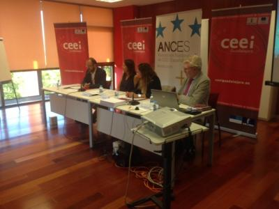 Los técnicos de los CEEIs se ponen al día con ANCES