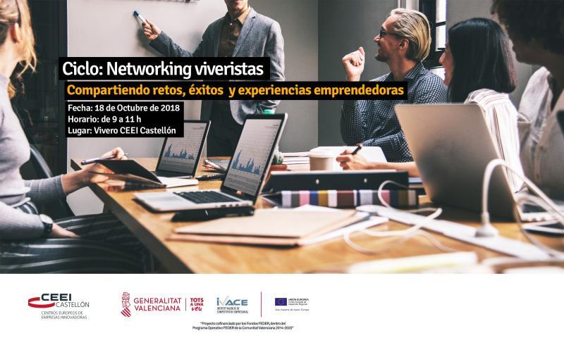 Invitación desayuno: Networking viveristas