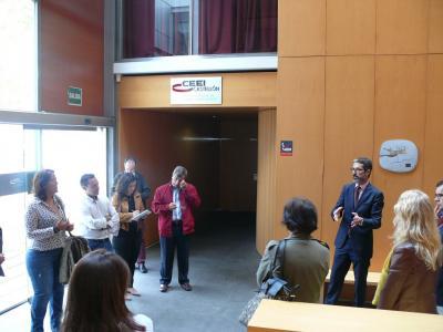 Jornada de puertas abiertas en CEEI Castellón