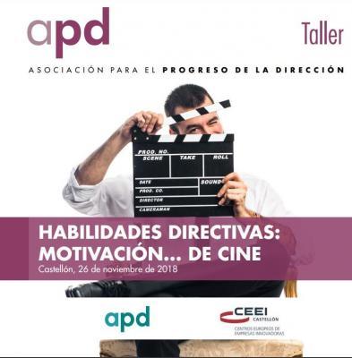 Taller Habilidades Directivas: Motivación..... De cine