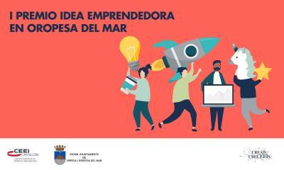 I Premio Idea Emprendedora en Oropesa del Mar