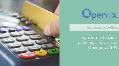 Webinar: TPV de Openbravo