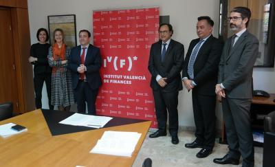 Acuerdo IVF intermediario financiero