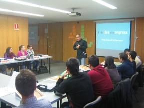 Curso creación de empresas 2011