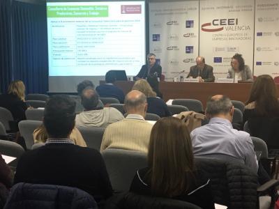 Ramón Ferrandis, Director Área Económico Financiera CEEI Valencia