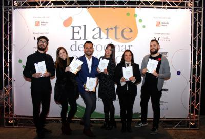 """Presentación del libro """"El arte de cocinar eventos emocionalmente sabrosos"""" Roberto Regal"""