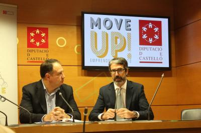 Más de 50 emprendedores interesados ya en 'Move Up!'