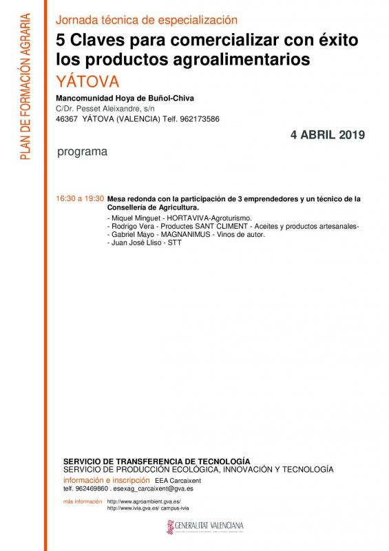 Programa Yátova