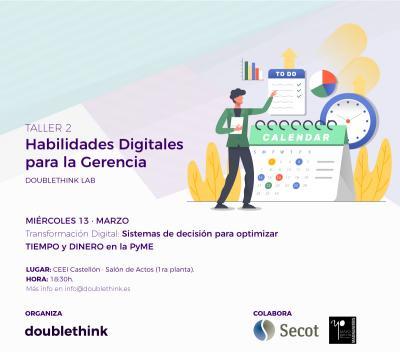 Taller 2: Habilidades Digitales para la Gerencia