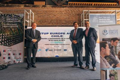 La Fundación Finnova lanza StartUp Europe Awards Chile