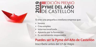 Premio Pyme del año 2019 de Castellón