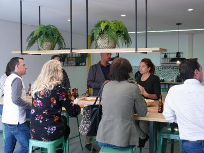 El vivero de CEEI Castellón, líder español en incubación avanzada de empresas