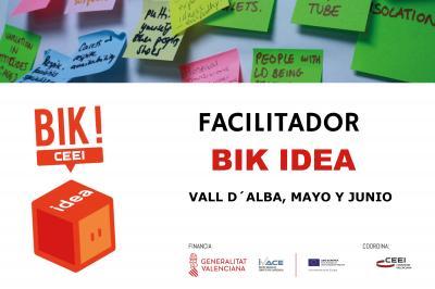 Bik Idea: Facilita. Vall d'Alba