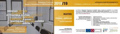JORNADA:  AYUDAS, FORMAS JURÍDICAS Y MOVILIDAD EUROPEA
