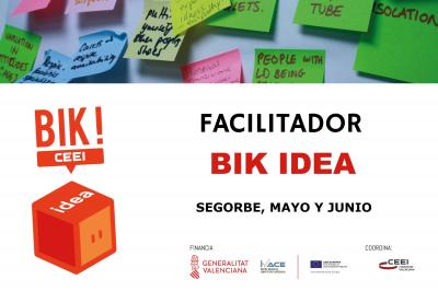 Bik Idea: Facilita. Segorbe