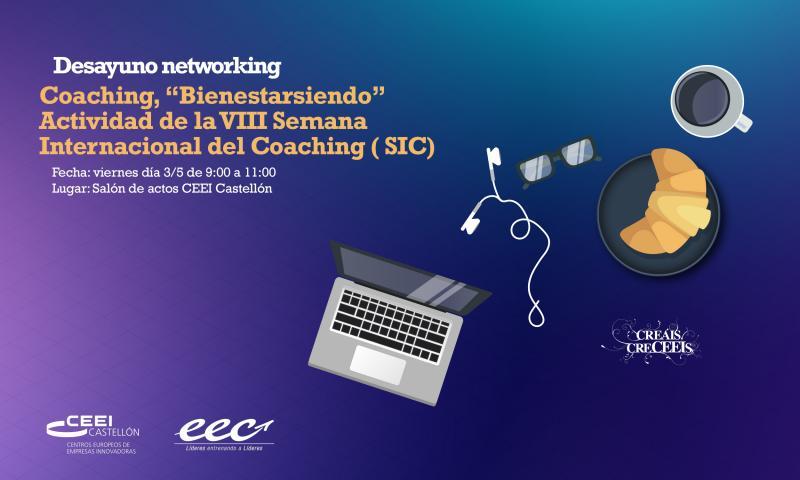 Invitación Desayuno: Sesión de coaching con Montse Sans