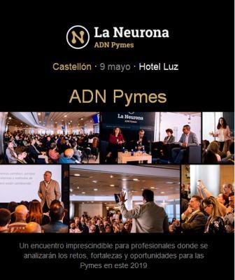 ADNpymes Castellón 2019. Pymes que Crecen, Pymes Competitivas
