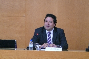 Acto Institucional Ayuntamiento de Castellón. Enrédate Castellón 2010