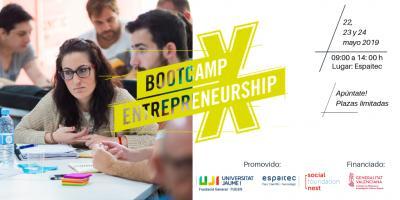 Bootcamp x Entrepreneurship UJI