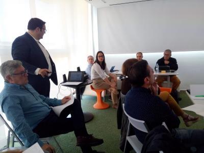 Los agentes del ecosistema se forman en la generación de nuevas ideas de negocio con BIK Idea