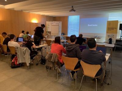 SOMA Tech Hub forma a desarrolladores web para mejorar la experiencia de los usuarios