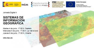 Jornada 4. Sistemas de Información Geográfica