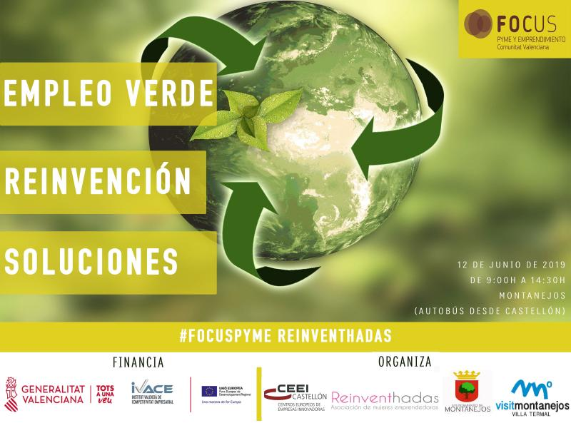#FocusPyme: Empleo Verde, Reinvención, Soluciones.
