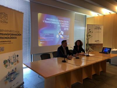 La transformación tecnológica de la provincia, reto de un nuevo programa