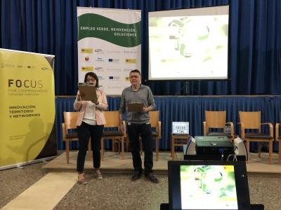 #FocusPyme: Empleo Verde, Reinvención, Soluciones. Inauguración (2)